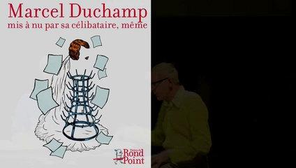 Je suis un non-artiste ! / Marcel Duchamp