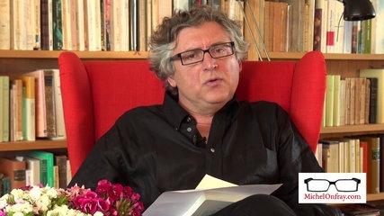 L'Université Populaire de Caen? à Paris : présentation par Michel Onfray
