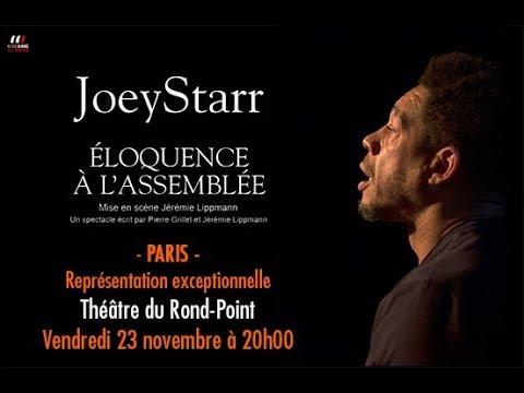 JoeyStarr - Éloquence à l'Assemblée